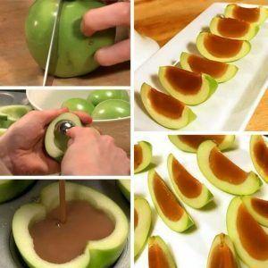 como-hacer-gelatinas-decoradas-con-manzanas-5