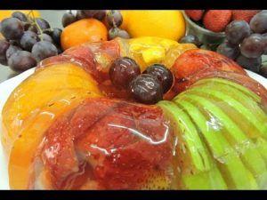recetas-de-gelatinas-de-frutas-de-dos-capas-con-fresas-y-naranja-3
