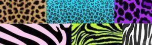 como hacer gelatina artistica animal print