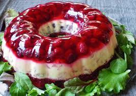 Como decorar gelatinas con frutas