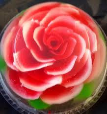 como hacer gelatinas artisticas paso a paso