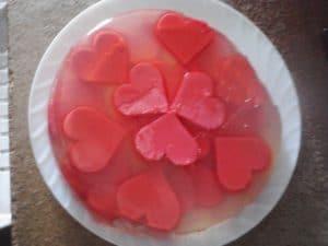como elaborar gelatinas de mosaico 2