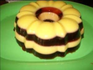 Como hacer diferentes tipos de gelatinas rapidamente