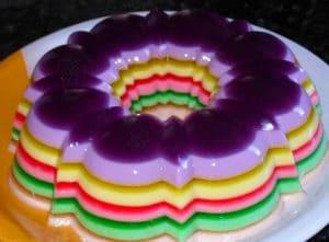 como hacer gelatina con lecherita 2