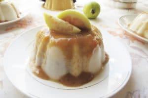 como hacer gelatinas de guayaba natural