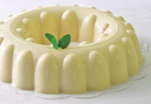 como hacer gelatina de yogurt 1