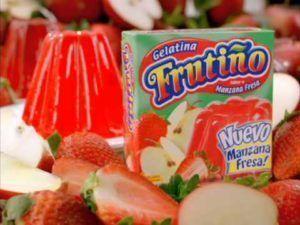 como hacer gelatina frutiño 1