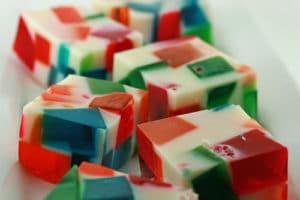 como hacer gelatinas de mosaico2