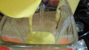 como preparar rompope para gelatinas