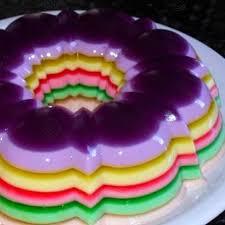 Cómo hacer gelatinas en capas
