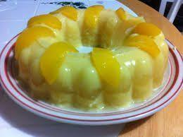 Recetas de gelatina de durazno