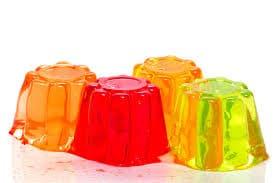 cómo hacer que la gelatina no se derrita