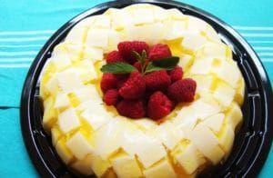 recetas de gelatinas de pina