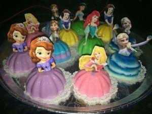 como hacer una gelatina decorada 2