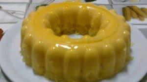 como hacer gelatina de queso philadelphia