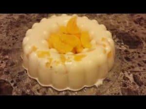 Recetas de gelatinas de queso