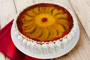 recetas de gelatina con frutas de almibar