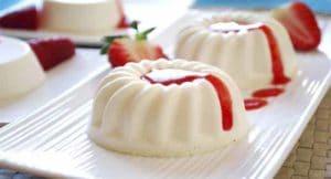 Recetas de gelatina de lechera