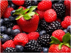 como hacer una gelatina de frutas