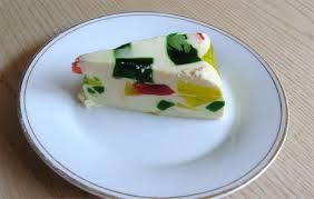 recetas de gelatina de mosaico