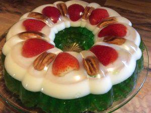 como hacer gelatinas decoradas de rosca