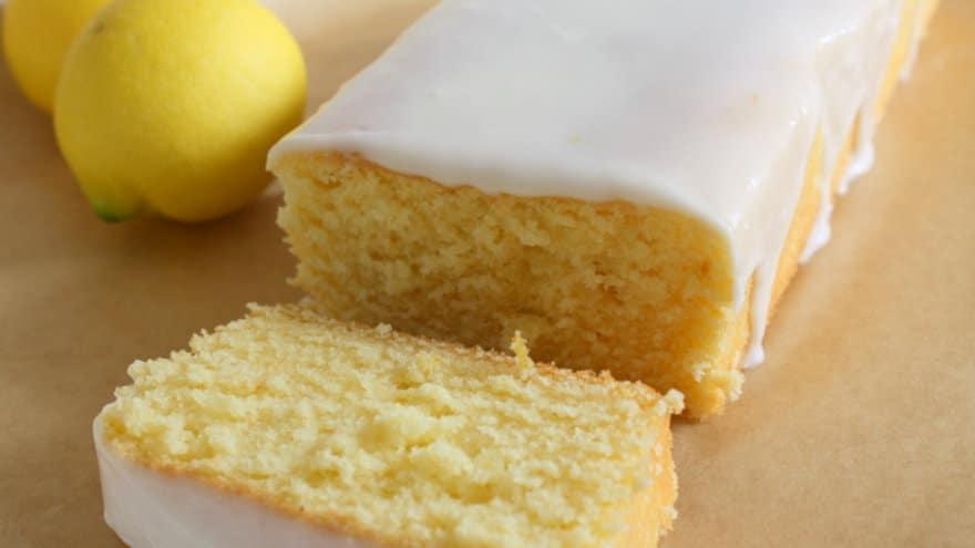 como hacer budín de limón