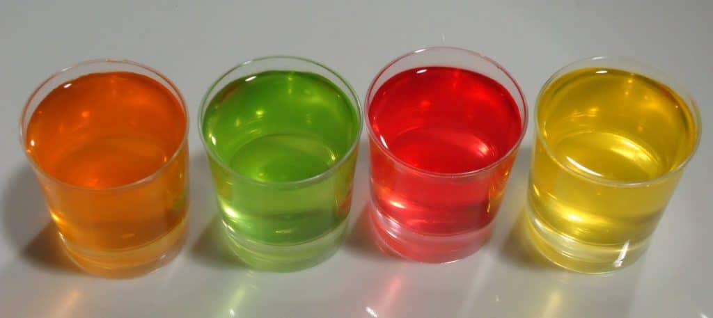 cómo hacer gelatina con vodka